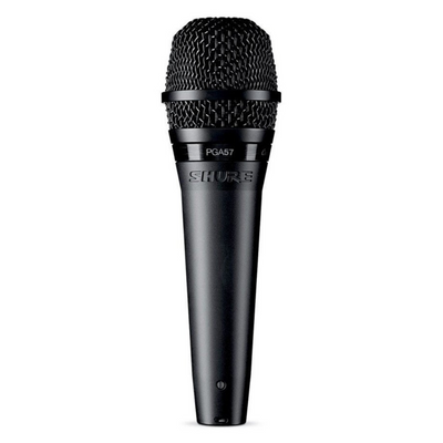 Shure PGA57 Dynamic Instrument Microphone | Palen Music