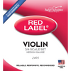 Super Sensitive 3/4 Violin String Set | Palen Music
