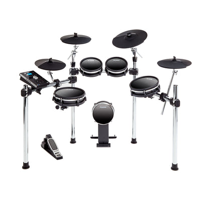 DM10 MKII STUDIO KIT Nine-Piece Electronic Drum Kit with Mesh Heads