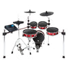Alesis STRIKE KIT Eight-Piece Professional Electronic Drum Kit with Mesh Heads