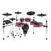 Alesis Strike Pro Kit Eleven-Piece Professional Electronic Drum Kit with Mesh Heads