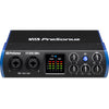 PreSonus Studio 24c (USB-C) 2-XLR/Line Ins/ 2-Outs Computer Recording Audio Interface