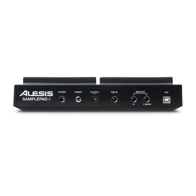 Alesis SAMPLEPAD 4-4-Pad Percussion and Sample-Triggering Instrument