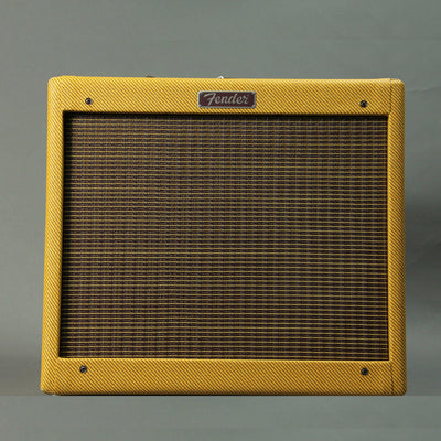 "Fender Blues Junior III - 15W 1x12"" Tube Combo - Lacquered Tweed"