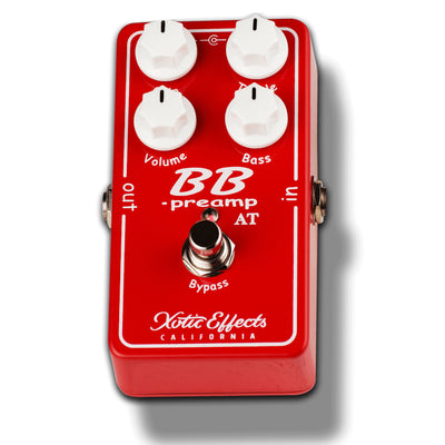 Xotic Effects Andy Timmons BB Preamp