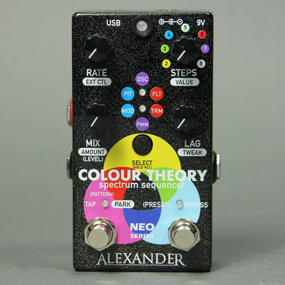 Alexander Colour Theory Neo Series Pedal