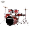 Ludwig 5-Piece Junior Drumset (Wine Red)