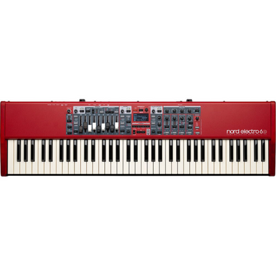 Nord Electro 6D 73-note Semi-Weighted Keyboard Bundle w/ FREE Gear from Palen Music! | Palen Music
