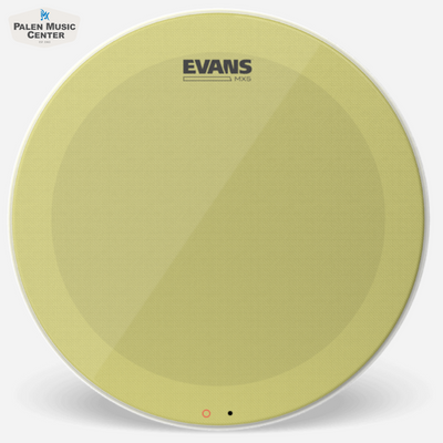 "Evans 14"" MX5 Snare Side Marching Drum Head 