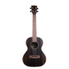 Kala Tenor Ukulele Acoustic/Electric (Striped Ebony) | Palen Music
