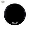 "Remo 24"" Powermax 2 Ebony Crimplock Marching Bass Drum Head 