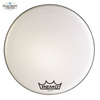 "Remo 28"" Powermax 2 Ultra White Crimplock Marching Bass Drum Head 