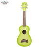Kala Dolphin Uke w/ Bag - Green Apple Burst | Palen Music