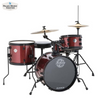 Ludwig Questlove 4-Piece Pocket Kit (Wine Red Sparkle) LC178X025