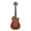 Kala Journeyman Mahogany U-Bass A/E w/ Bag