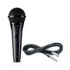 Shure PGA58 Handheld Dynamic Microphone w/ XLR Cable