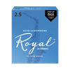 Rico Royal #2.5 Alto Saxophone - Step-Up 12-Pack