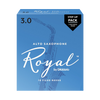 Rico Royal #3 Alto Saxophone - Step-Up 12-Pack