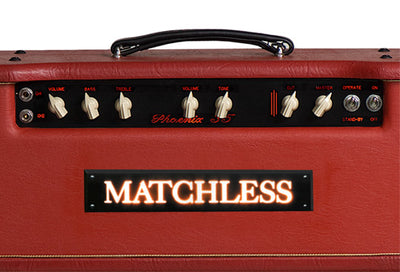 Matchless Phoenix 35 Watt Guitar Amplifier (HEAD)
