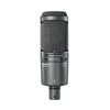 Audio Technica AT2020USB+ Cadioid Condenser USB Microphone
