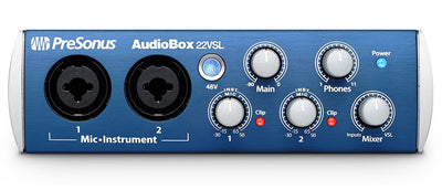 PreSonus AudioBox 22VSL | Palen Music