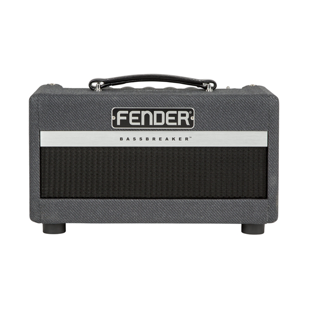 Fender Bassbreaker 007 - 7W Tube Head - pmc.palenmusic - 1