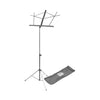 On-Stage SM7122BB Folding Music Stand w/ Carrying Bag