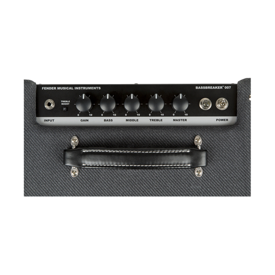 Fender Bassbreaker 007 - 7W Tube Head - pmc.palenmusic - 3