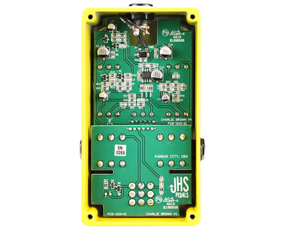 JHS Charlie Brown V4 Channel Drive | Palen Music