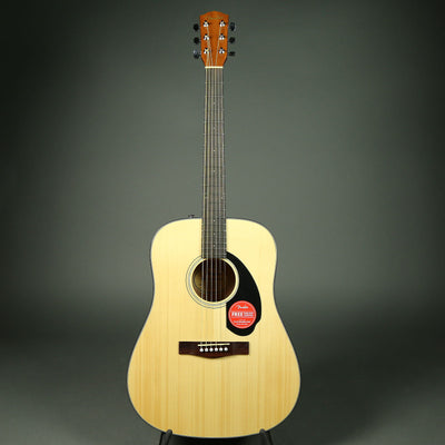 Fender CD-60S Dreadnought Package