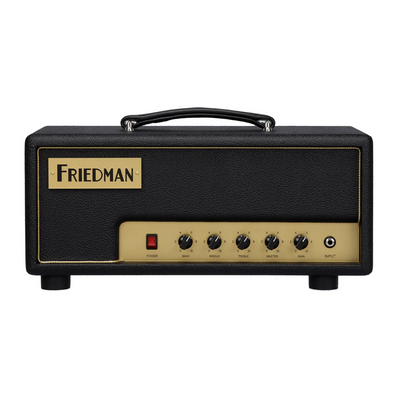 Friedman PT-20 - 20W 1-Channel Tube Head - pmc.palenmusic - 1
