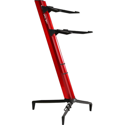 Stay 123 Double Tier Keyboard Stand (Red)