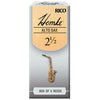 Hemke HAS25 #2.5 Alto Sax Reeds - Box of 5 | Palen Music