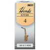 Hemke HAS4 #4 Alto Sax Reeds - Box of 5 | Palen Music