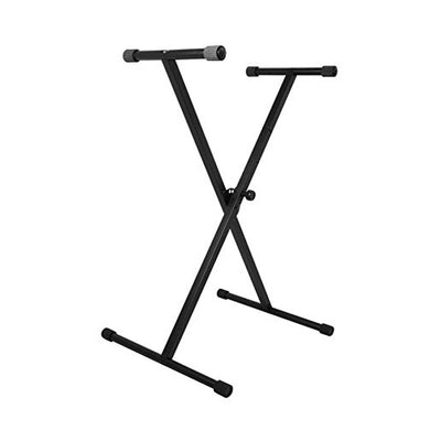 On-Stage KS7190 Classic Single-X Keyboard Stand | Palen Music