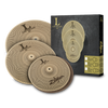 Zildjian Low Volume Cymbal Set - LV468 | Palen Music