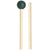 Vic Firth M132 Medium Rubber Mallets
