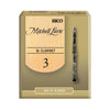Mitchell Lurie MLCL3 Bb Clarinet Reeds - Box of 10 - Palen Music