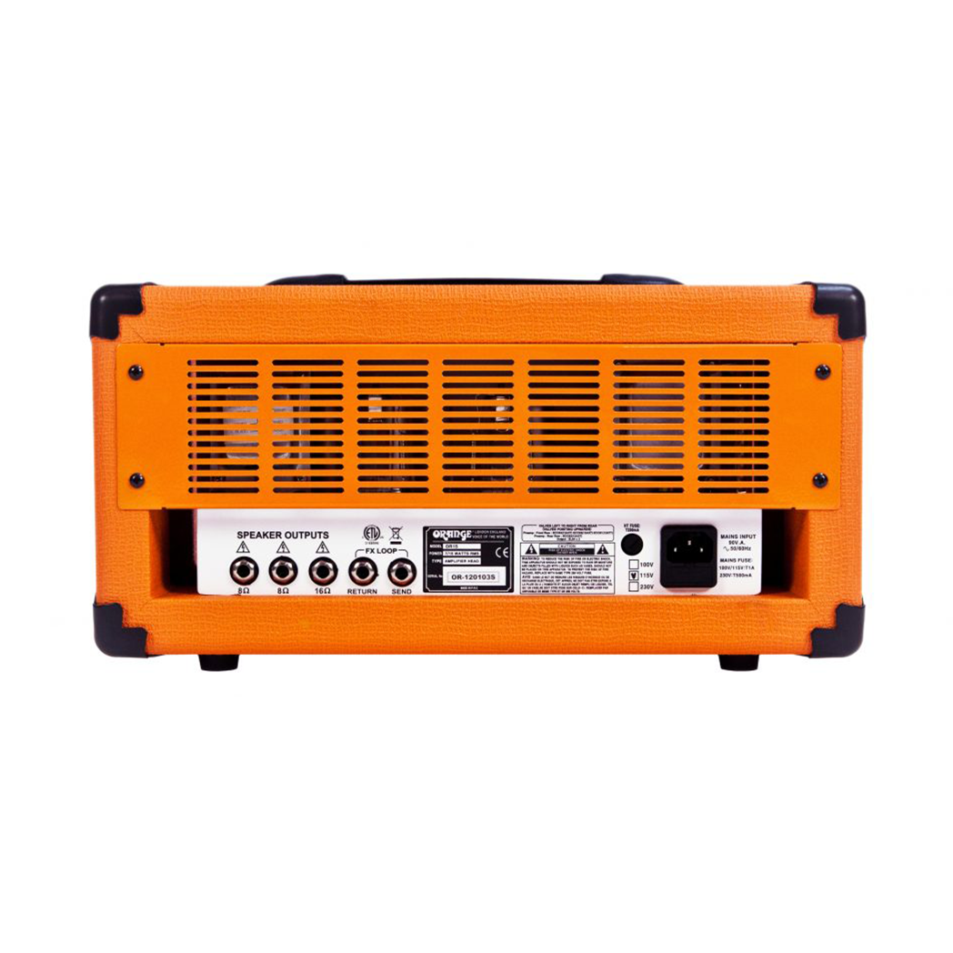 Orange OR15H - 15W Tube Head - pmc.palenmusic - 4