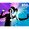 Palen Music Center Physcial Gift Card - $50 | Palen Music