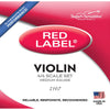 Super Sensitive 4/4 Violin String Set - Orchestra  12108 | Palen Music