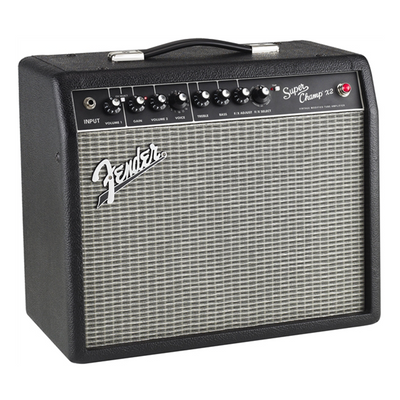 "Fender Super Champ X2 - 15W 1x10"" Guitar Combo Amp - pmc.palenmusic - 2"