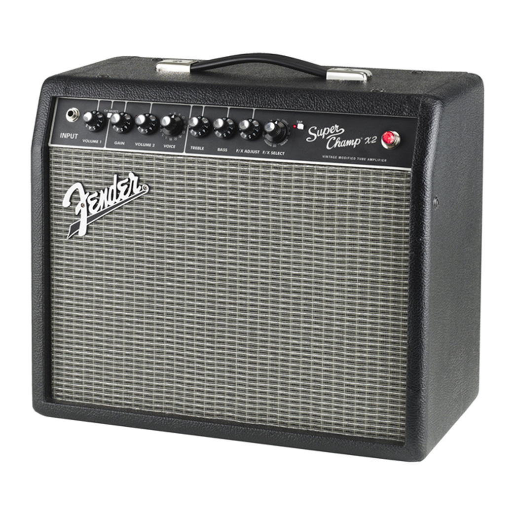"Fender Super Champ X2 - 15W 1x10"" Guitar Combo Amp - pmc.palenmusic - 3"