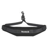 Neotech 1901162 Soft Sax Strap Swivel - Black - Palen Music