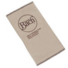 Bach Deluxe Silver Polishing Cloth - Beige  1878B | Palen Music