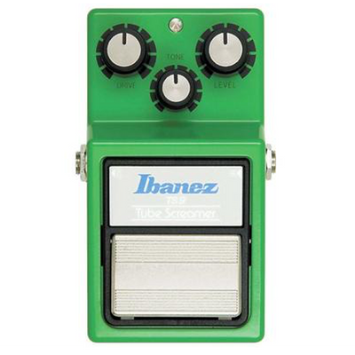 Ibanez TS9 Tube Screamer Overdrive Reissue - Classic