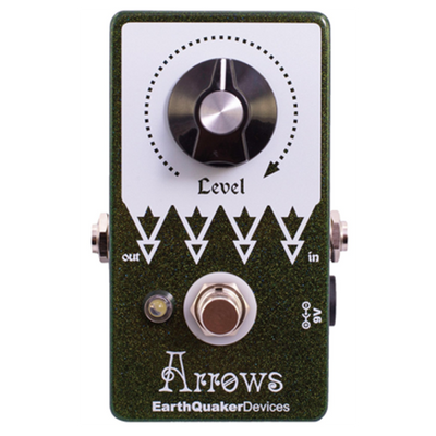 EarthQuaker Devices Arrows Preamp Booster - Palen Music