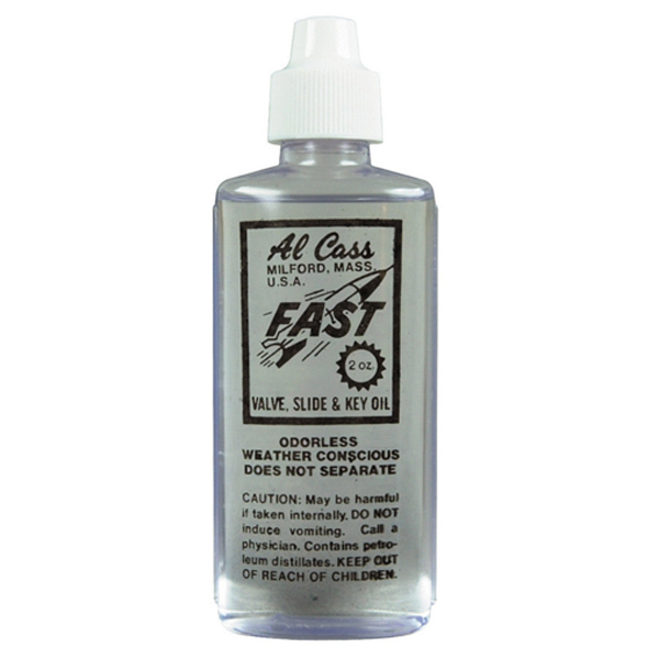Al Cass Fast Valve Slide and Key Oil Standard