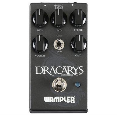 Wampler Dracarys Distortion Pedal | Palen Music