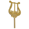 Adam Low Brass Lyre - Palen Music